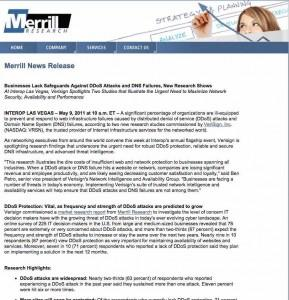Merrill News Release Businesses Lack Safeguards_thumb